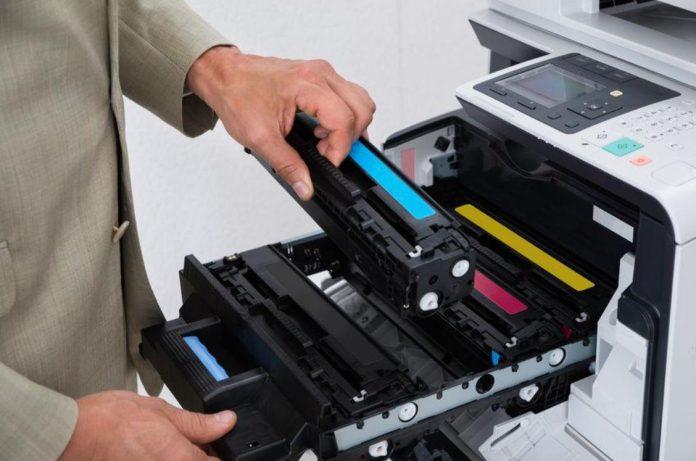 Nguyên nhân, dấu hiệu nhận biết thay cartridge máy in