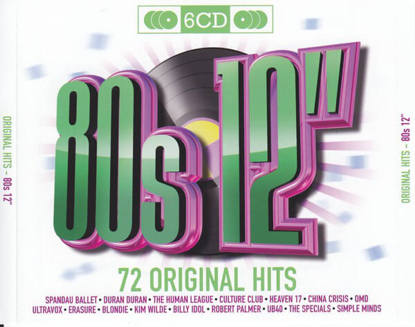 cd Original Hits 80s