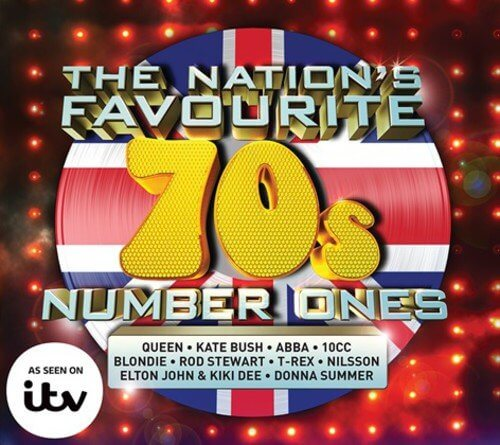 cd The Nation's-Favourite 70s Number Ones