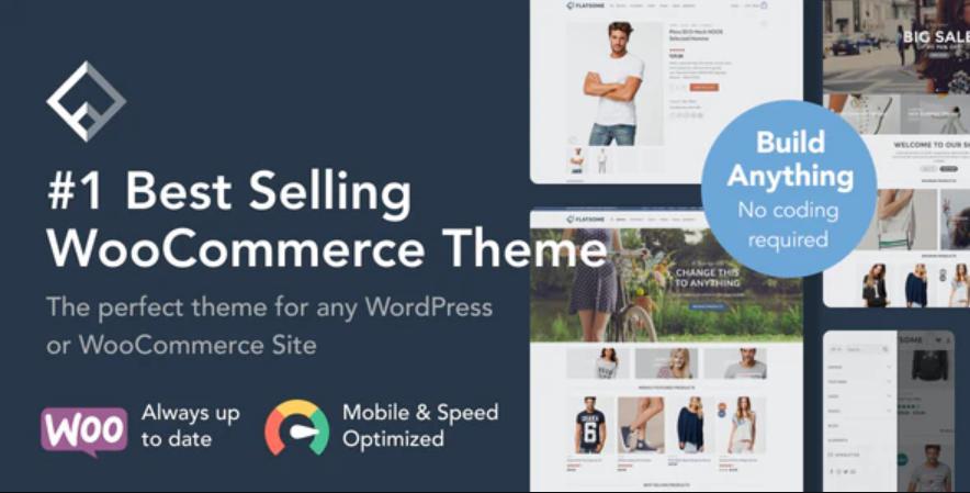 theme bán hàng wordpress Flatsome