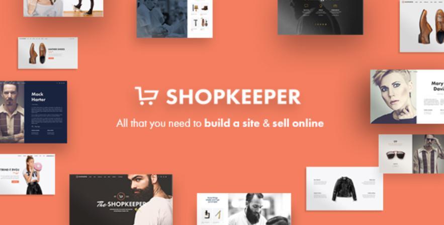 Theme Shopkeeper