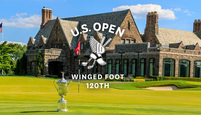 US open - Giải golf Mỹ mở rộng
